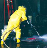 Industrial Cleaning Contractors